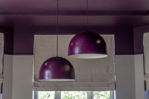 заказать светильник в форме удлиненной полусферы