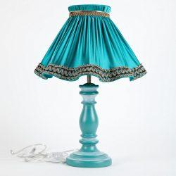 Как выбрать абажур для настольной лампы
