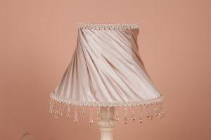 купить небольшую лампу с абажуром