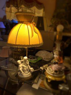 Абажуры для винтажных ламп (16)