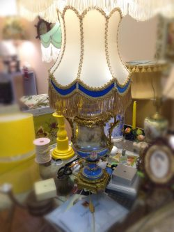 Абажуры для винтажных ламп (2)