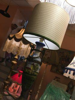 Абажуры для винтажных ламп (21)