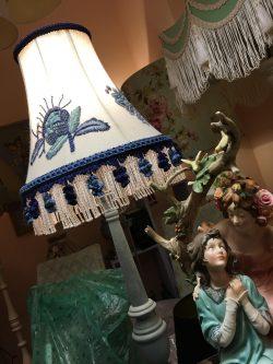 Абажуры для винтажных ламп (29)