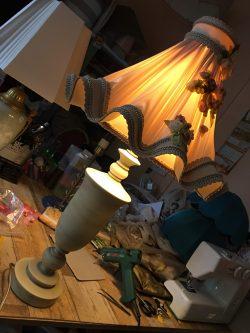 Абажуры для винтажных ламп (23)