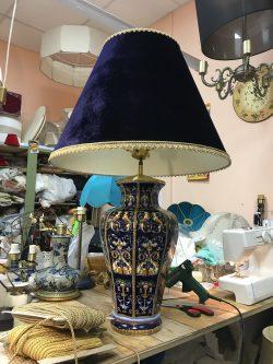 Абажуры для винтажных ламп (25)