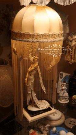 Абажуры для винтажных ламп (3)