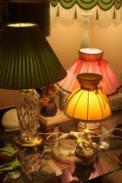 Абажуры для винтажных ламп (32)