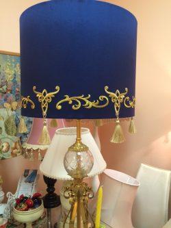 Абажуры для винтажных ламп (42)