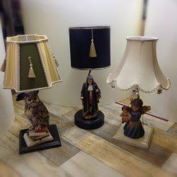 Абажуры для винтажных ламп (45)