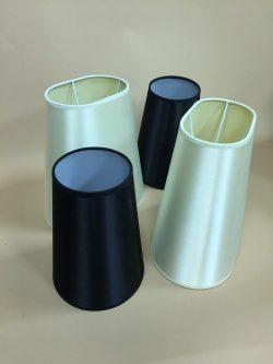 Абажуры из ткани на пластике (44)