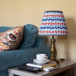 настольная лампа с абажуром для передачи квартирный вопрос