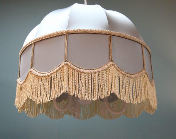 подвесной абажур в стиле ретро