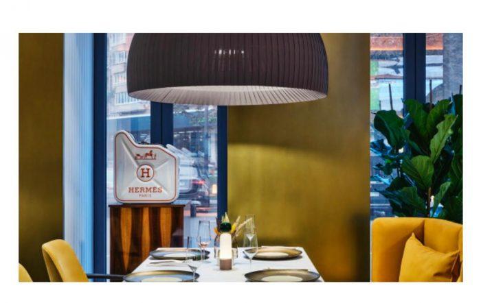 изготовление больших светильников для ресторанов